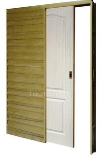 Puerta Placa Corrediza Craftmaster Blanca 80/15 Camden Ch18