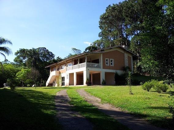 Chacara Em Condominio - Chacaras Bosque Do Embu - Ref: 3922 - V-3922