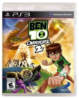 Ben 10 Omniverse 2 - Playstation 3