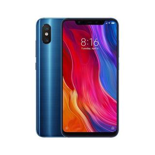 Smartphone Xiaomi Mi 8 Dual Lte 6gb/64gb Cam12+12mp/20mp