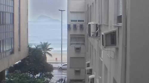 Apartamento Residencial Para Locação, Leblon, Rio De Janeiro. - Ap0115
