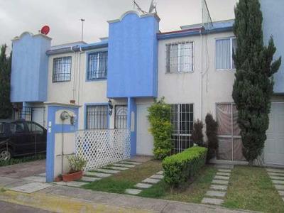 Casa En Venta En Ex Hacienda San Felipe, Coacalco