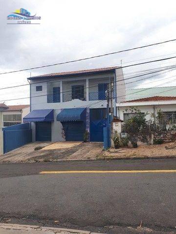 Imagem 1 de 17 de Casa Sobrado Venda Jardim Campos Elisios Campinas Sp - Ca0882