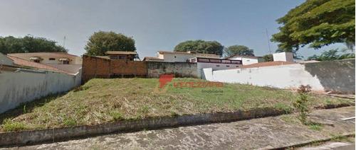 Terreno À Venda, 368 M² Por R$ 280.000,00 - Nova Piracicaba - Piracicaba/sp - Te0673