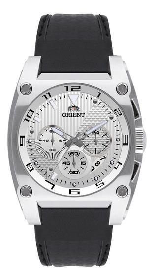 Relógio Orient Masculino Cronógrafo Mbscc013 S2px Aço Oferta