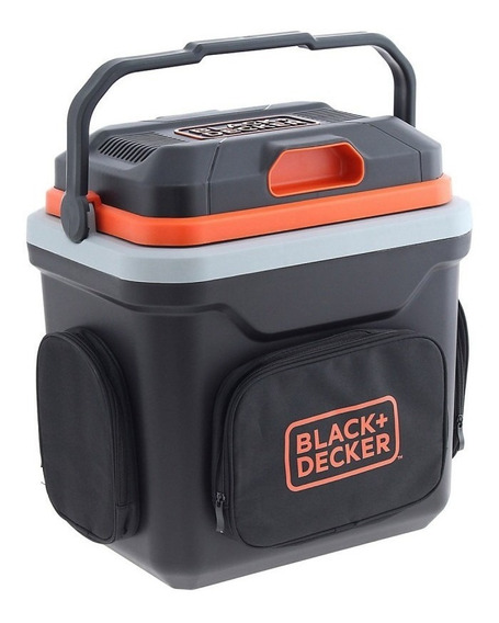 Nevera Portatil Auto 24ltrs Bdc24l Black + Decker