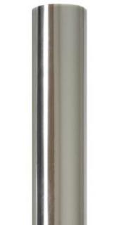 Repeteco - Foil Metalizado - Cor Prata - Minc