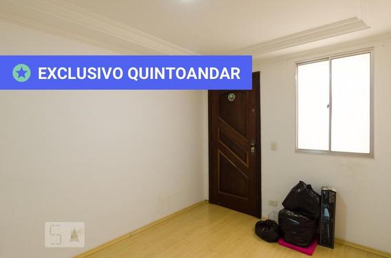 Apartamento No 2º Andar Com 2 Dormitórios E 1 Garagem - Id: 892951532 - 251532