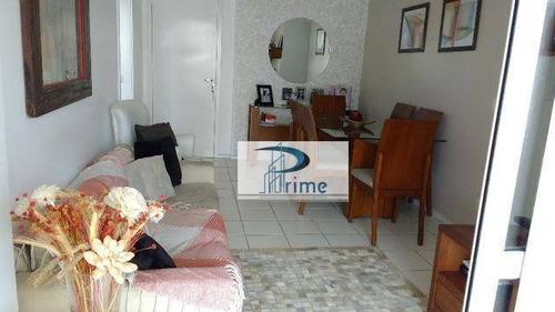 Apartamento Com 3 Dormitórios À Venda, 75 M² Por R$ 360.000,00 - Centro - São Gonçalo/rj - Ap0242
