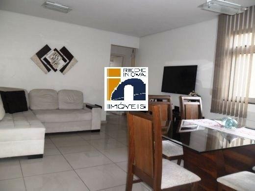 Apartamento 03 Quartos No Bairro Sagrada Família!!! - 1138