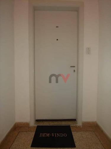Apartamento À Venda, 43 M² Por R$ 138.000,00 - Vila Assunção - Praia Grande/sp - Ap1127