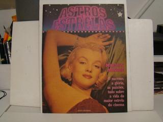 Revista Astros E Estrelas - N. 1 - C/poster Marilyn E J.dean