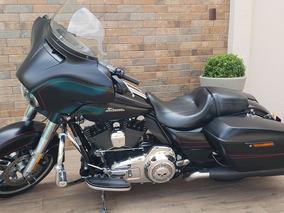 Harley-davidson Street Glide Special - Preto Fosco - 2015