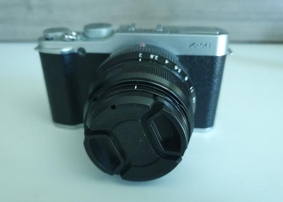 Câmera Xm 1 Fuji Com Lente 35mm F2