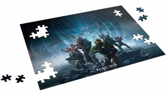 Quebra Cabeça Gamer Halo 5 Xbox One 150 Pçs Puzzle Lacrado