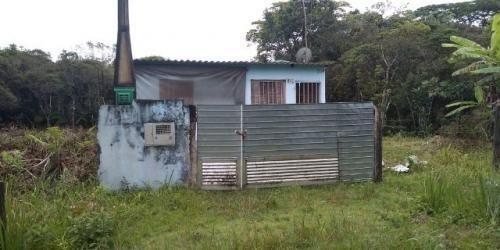 Imagem 1 de 14 de Casa Em Itanhaém Lado Serra 300 Metros Da Rodovia 6 Vagas.