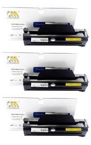 Kit 3 Toner Compatível Mlt-d111 D111 111s M2020 M2020w M2070