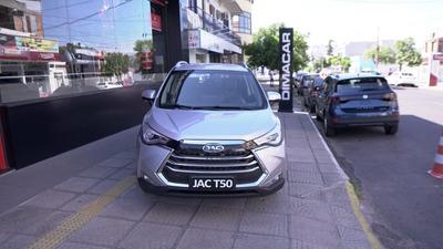 Jac T50 1.6 Dvvt Gasolina 4p Cvt