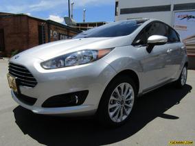 Ford Fiesta Titanium Hatch Back