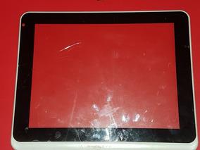 Carcaça Do Tablet Multilaser M8 Com Sinais De Uso Leia Anunc