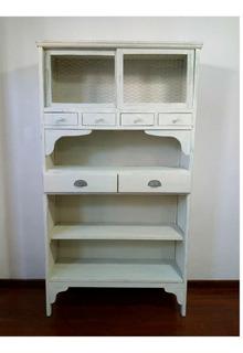 Mueble Organizador Para Cocina - Restaurado A Nuevo