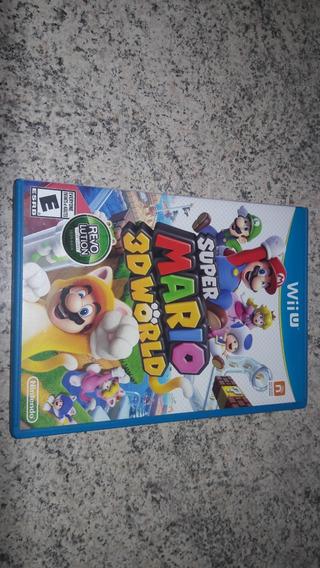 Super Mario 3d World Midia Fisica