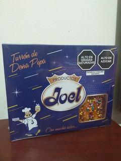 Deliciosos Turrones Joel 900gr. Delivery A Nivel Nacional