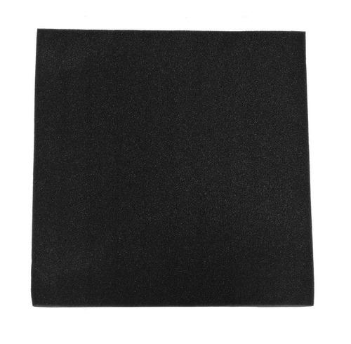 Jingyi Espuma insonorizada Ligera Negro 50 * 50 * 5 cm 6 Piezas Forma de pir/ámide Insonorizaci/ón ac/ústica Espuma de algod/ón Acolchado de Prueba de Sonido de Estudio f/ácil de Limpiar