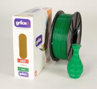 Filamento Abs 1.75mm Grilon3 1kg - Impresora 3d