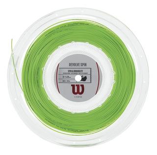 Rollo 200 Mts Cuerda Wilson Revolve Spin 17 1.25 Mm Poliamid
