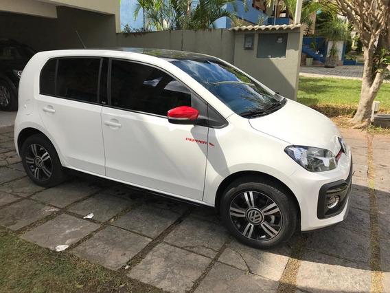 Volkswagen Up Pepper Motor 1.0 Tsi 2019 Branco 5 Portas