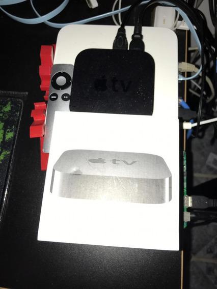 Apple Tv 3g + Brinde Cabo Hdmi Melhor Que Chromecast Smarttv