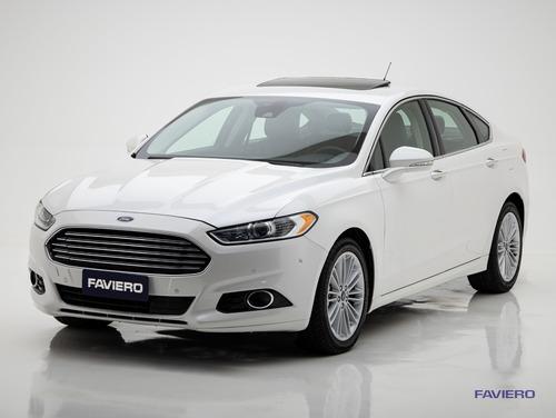 Imagem 1 de 14 de  Ford Fusion 2.0 Ecoboost Titanium Awd (aut)