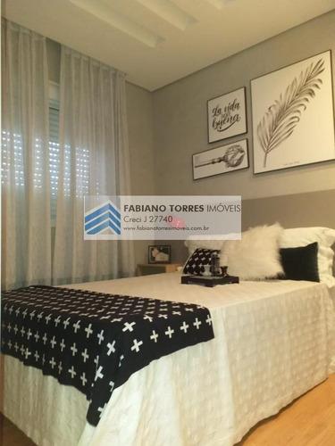 Apartamento Para Venda Em São Paulo, Penha, 2 Dormitórios, 1 Banheiro, 1 Vaga - Unico Pen_2-1084093