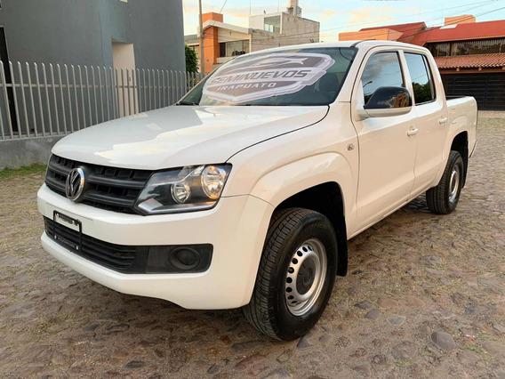 Volkswagen Amarok 2.0 Entry Eq. Pseg Mt 2015