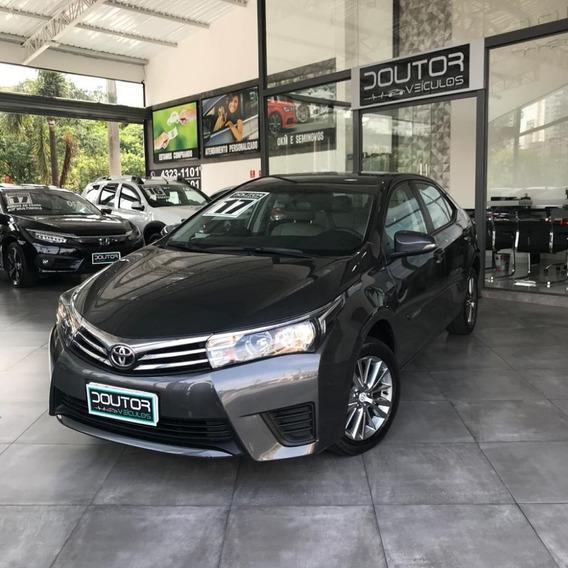 Toyota Corolla 1.8 Gli Flex Automático/ Corolla 17