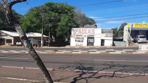 Imagem 1 de 11 de Terreno À Venda, 1350 M² Por R$ 1.500.000,00 - Centro - Foz Do Iguaçu/pr - Te0458
