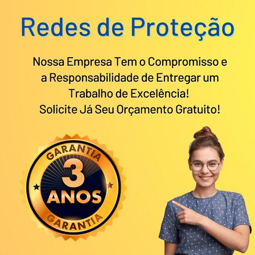 Redes De Proteção 3 Anos De Garantia