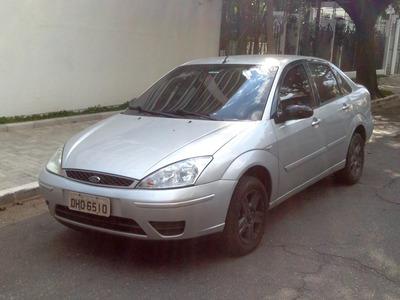 Focus Sedan 2005 1.6 Completo Sem Detalhes Para Pessoas Exig
