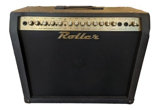 Amplificador Para Guitarra Eléctrica Roller 60w Pre-valvular