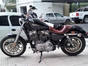 Harley Davidson Sportster 883 Xl Custom Permuta