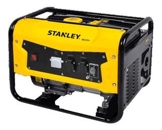 Grupo Electrogeno Stanley 4 Tiempos 6,5 Hp Generador 2,4 Kva