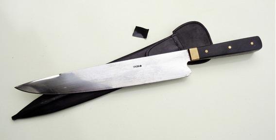 Cuchillo Spadea (10cbe) Tipo Solingen Tandil Carbono 1070