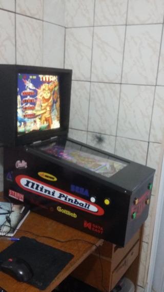 Máquina Pinball Virtual 230 Mesas