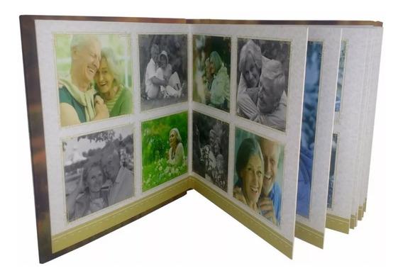 Álbum De Fotos Fotolivro Casamento 15x15cm Capa Dura 12pág