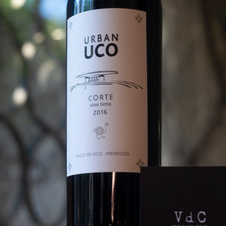 Vino Urban Uco Blend (malbec/tempranillo) - O. Fournier