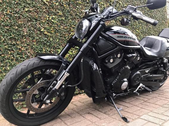 Harley Davidson V Rod Nightrod 2014
