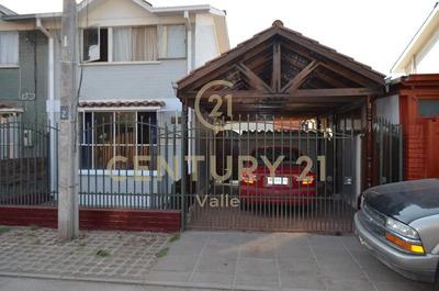 Excelente Ubicación, Acogedora Casa En Villa Alameda
