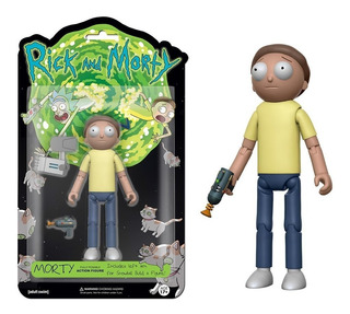 Funko 5 Articulated Rick And Morty Articulado