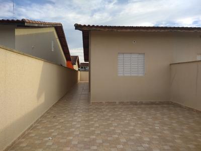 Casa Nova Lado Praia Em Itanhaém -150mil Oportunidade Única